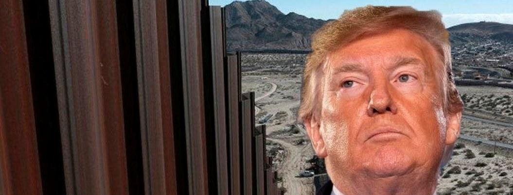 Juez le da luz verde a Trump construir muro fronterizo