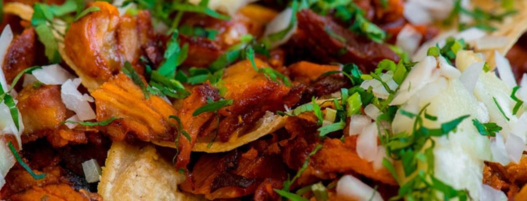 Tacos al pastor, más sanos que las barras de fibra: estudio