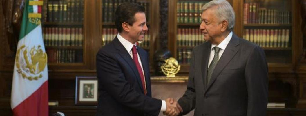¿Existe un pacto secreto de impunidad de AMLO y Peña Nieto?