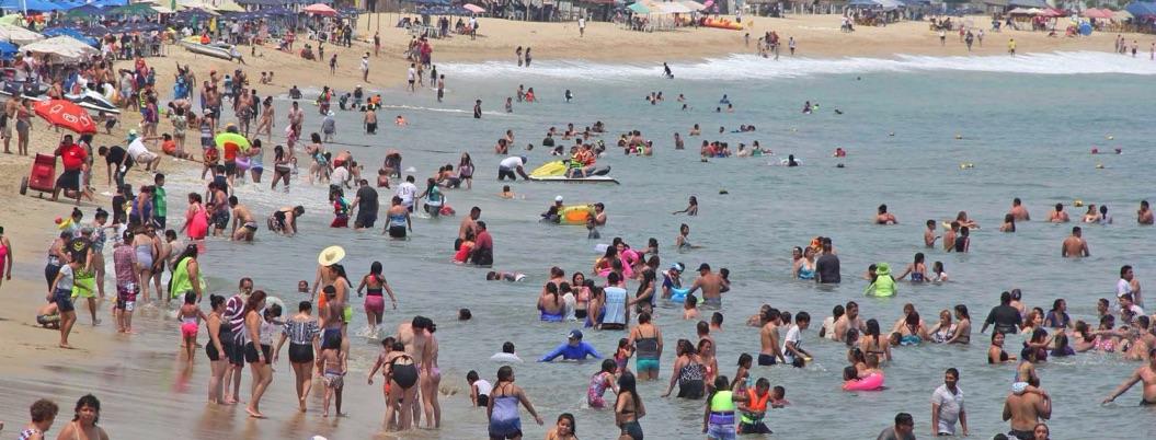 Acapulco recibe 116 mil turistas en primer puente de 2020