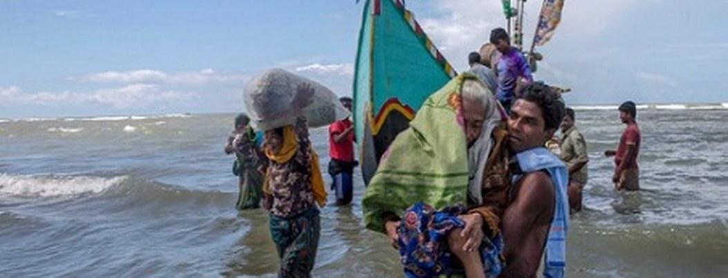 Mueren 15 rohingya tras naufragio en el sur de Bangladesh