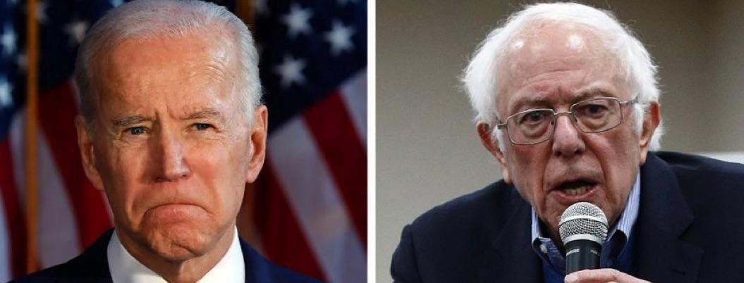 Biden obtiene triunfo en 7 estados; Sanders en 2
