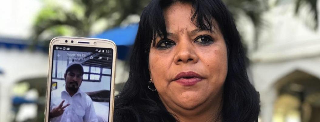 Madre exige justicia a Fiscalía de Morelos por negligencia
