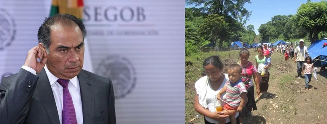 Congreso local exhorta a Astudillo atender desplazamiento forzado
