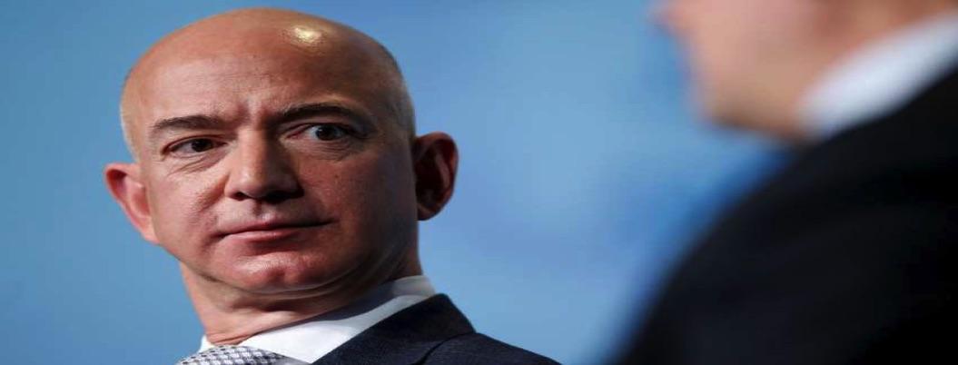 Bezoz donará 10 mil mdd para combatir el cambio climático