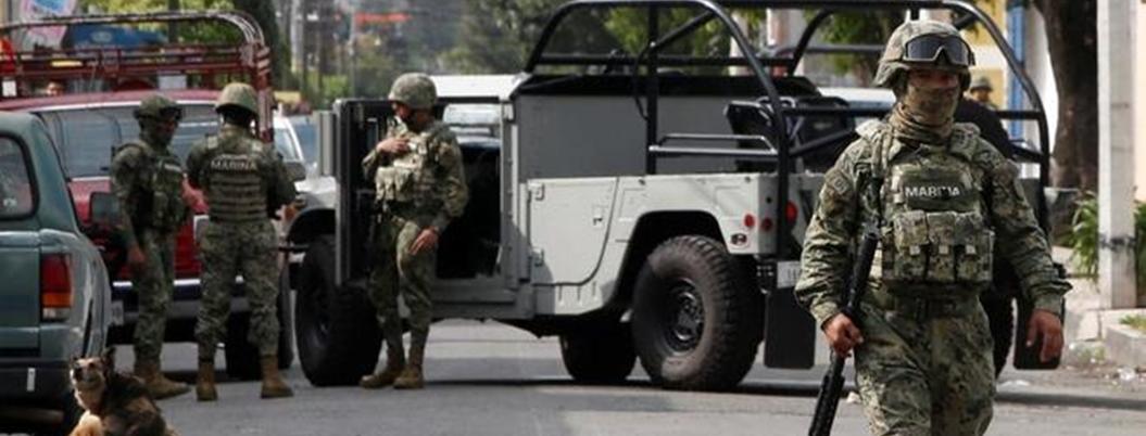 Estado mexicano se prepara para usar toda su fuerza contra crimen
