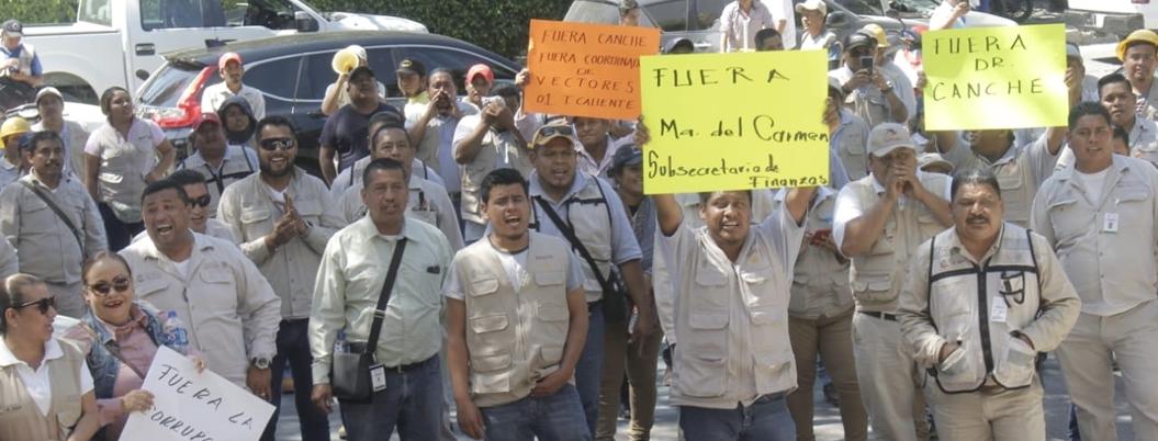 Chilpancingo vive un martes de protestas