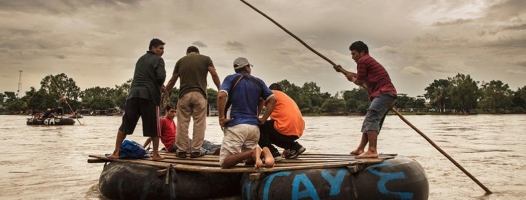 Unión Europea dará 4 mde para atender refugiados en México