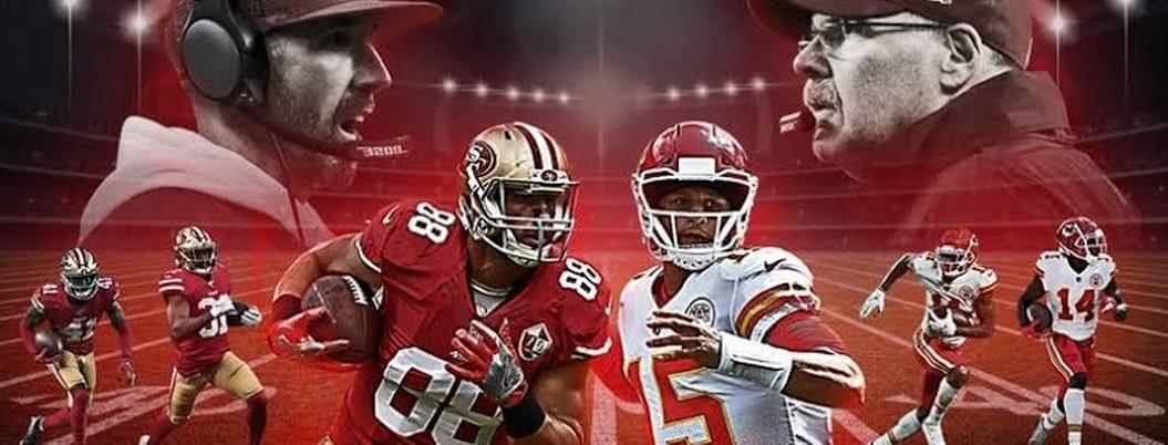 San Francisco va por título en el Super Bowl ante Patriots