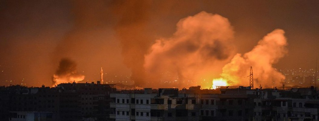 Ataque israelí con misiles en Siria mata a 7 sirios e iraníes