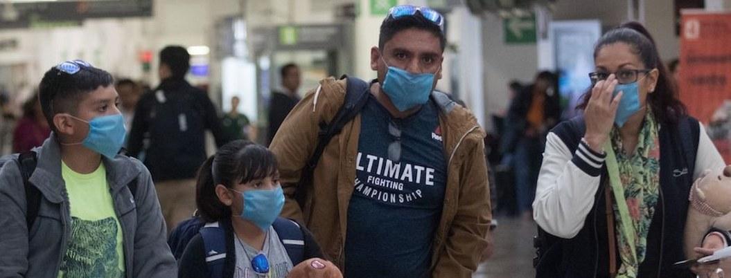 Mexicanos obesos o con alergias más propensos al coronavirus