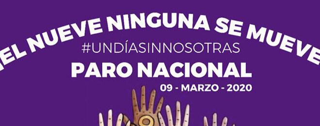 Morelos suspenderá clases el 9 de marzo por #UnDíaSinNosotras