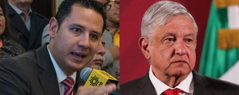 PRD culpa a AMLO de crisis económica en México