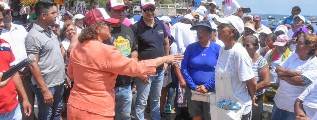 Gobierno de Acapulco pide ayuda a empresarios en medio de opacidad