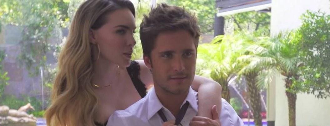 Belinda y Diego Boneta podrían ser pareja