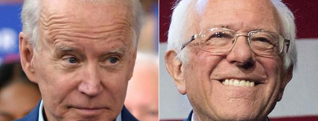 Biden aventaja a Sanders en las primarias demócratas de Arizona