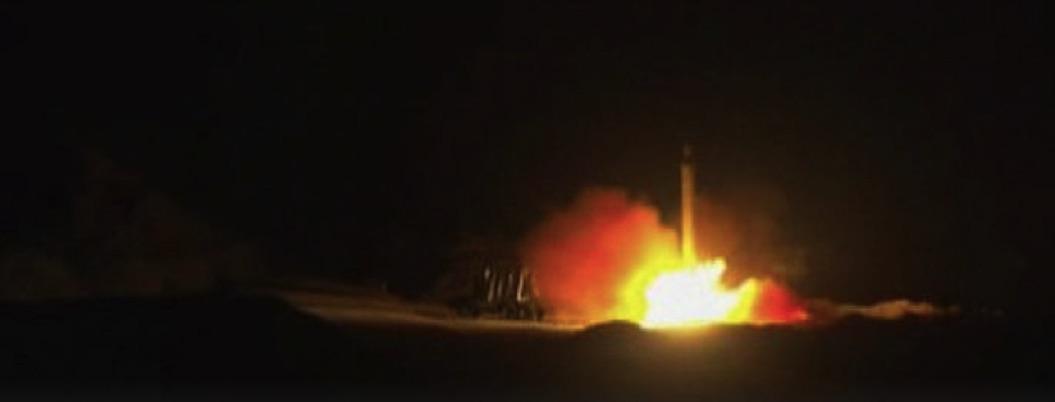 EU lanza bombardeo contra milicia en Irak