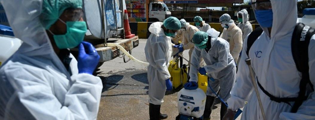 España con récord de decesos por pandemia.