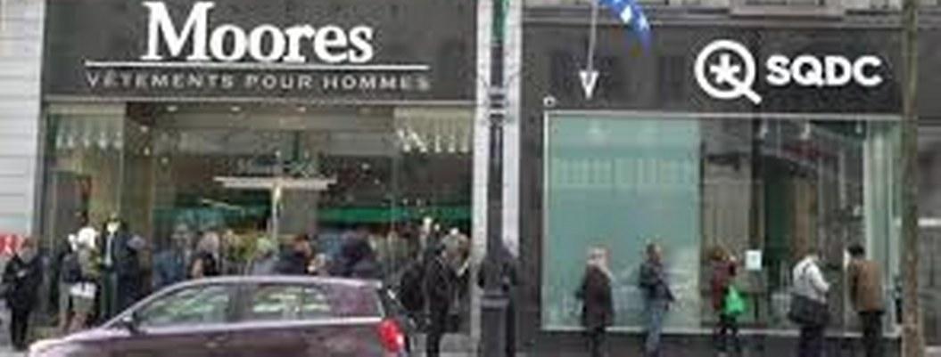 Tiendas de cannabis se llenan ante el coronavirus en Canadá