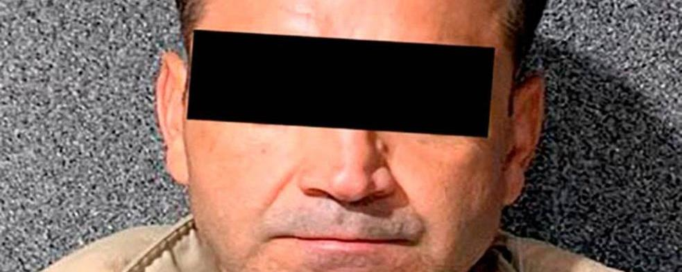 """Extraditan a EEUU a el """"Rigo"""", operador de la Familia Michoacana"""