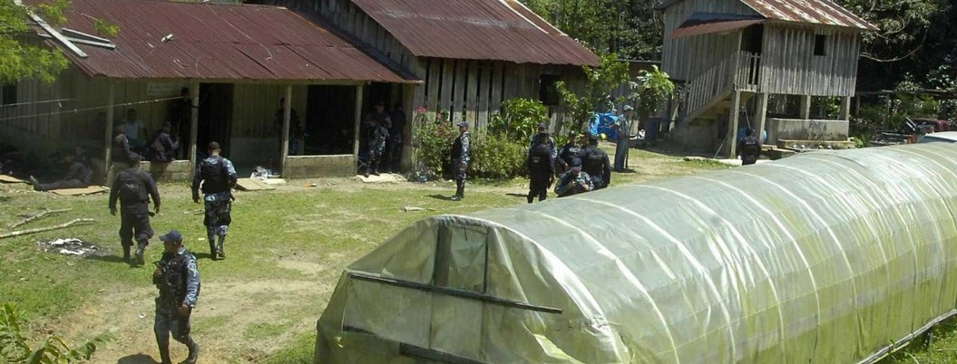 Honduras se convierte en productor de cacaína