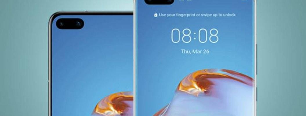 Huawei P40 Pro con 5G llegará a México en abril