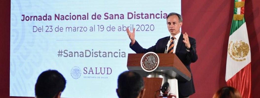 Salud: no se detendrán Metro, ni autobuses por coronavirus