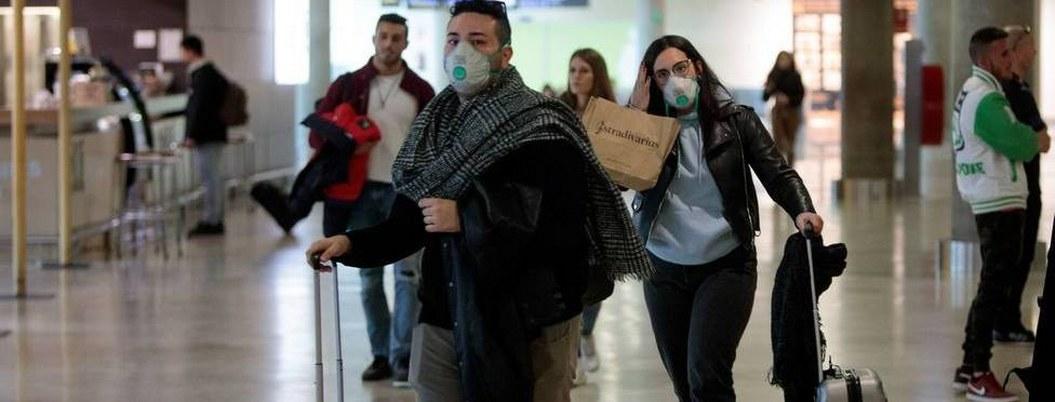 Israel pone en cuarentena a viajeros que ingresen al país