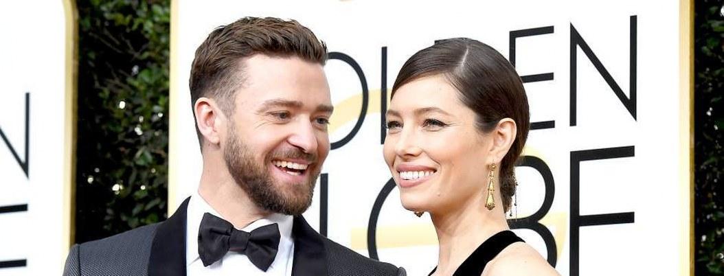Justin Timberlake celebra cumpleaños de su esposa derramando amor