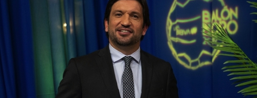 Kikín Fonseca, de jugador de futbol a comediante de TV