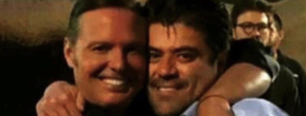 Van Rankin comparte foto inédita de Luis Miguel y se hace viral