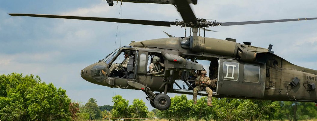 Helicóptero caído en Veracruz transportaba secuestrados: Semar