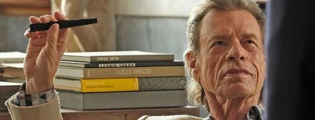Mick Jagger reaparece en el cine con 'The burnt orange heresy'
