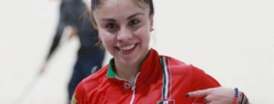 Paola Longoria ya está en octavos en Boston; va 105 título