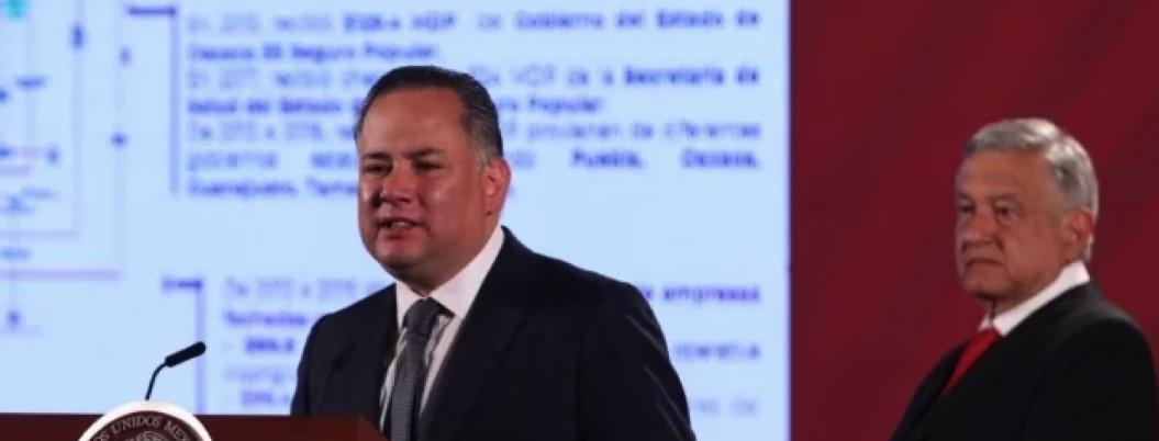 Santiago Nieto investiga fraude por 5 mil mdp en el Infonavit