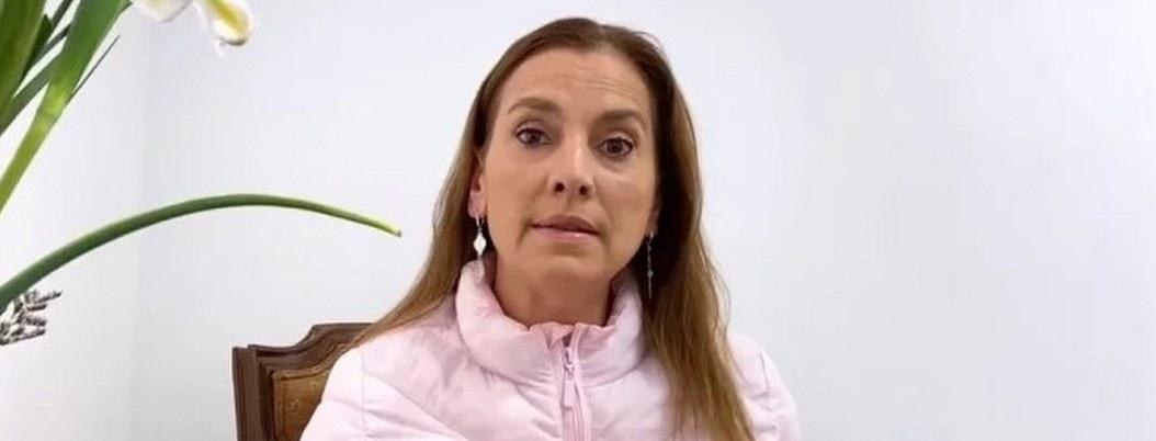 Gutiérrez Müller pide a mexicanos informarse ante COVID-19