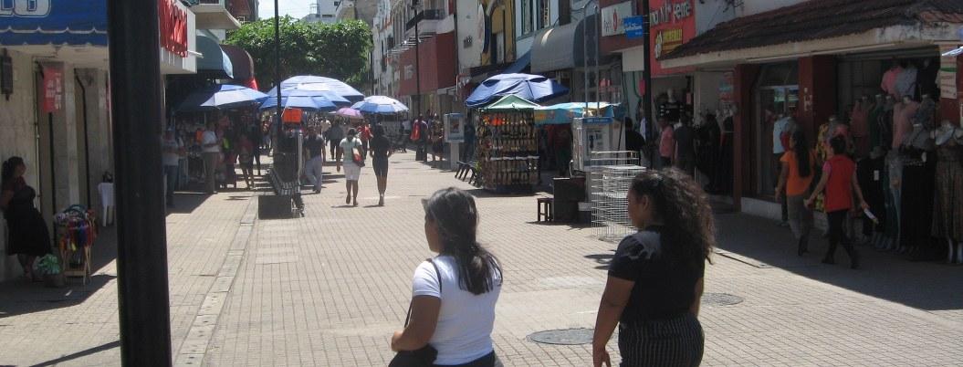 Villahermosa, capital de Tabasco, semiparalizada por Coronavirus