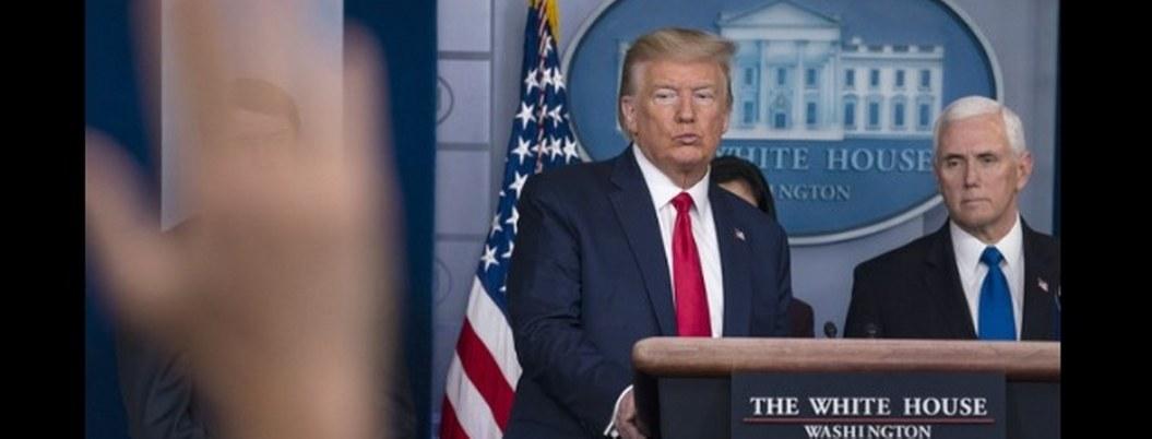 Trump anuncia cierre temporal de la frontera de EU con México