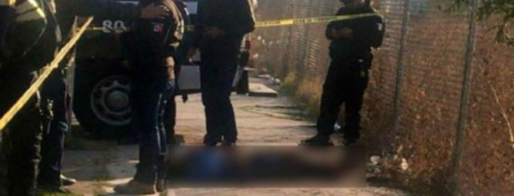 Policía abate a ladrón en Tecamac cuando pretendía asaltar