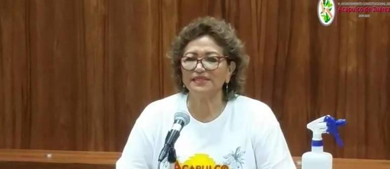 Acapulco: Adela Román denuncia robo en Capama