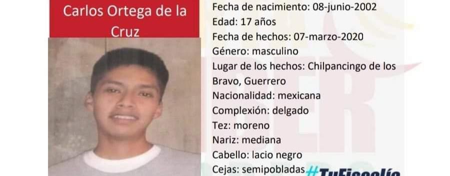 Desaparece en Chilpancingo hijo del vocero de los 43