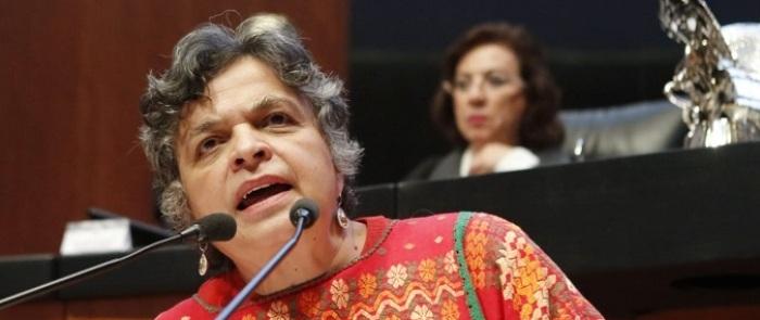 Beatriz Paredes reconoce que el PRI permitió la corrupción