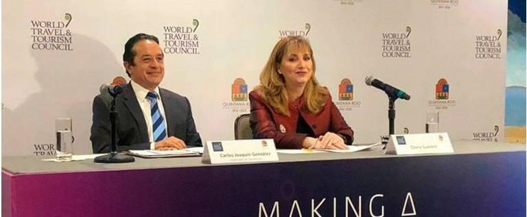 Posponen por coronavirus Cumbre Mundial de Turismo en Cancún