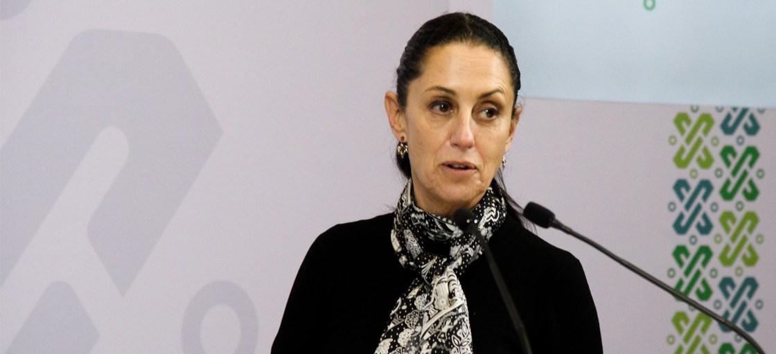 Sheinbaum descarta cancelar eventos masivos por coronavirus