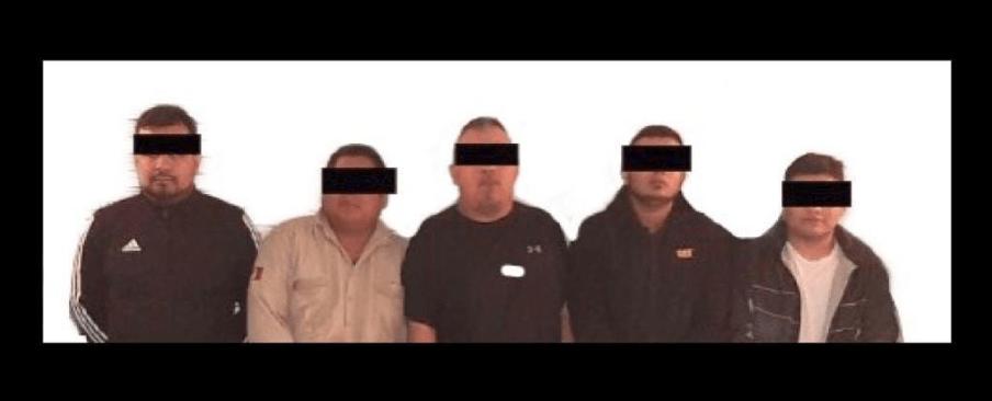 Detienen al 'Chakiras', jefe de plaza en Veracruz
