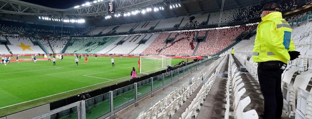 Italia suspende todos eventos deportivos por temor al Covid-19