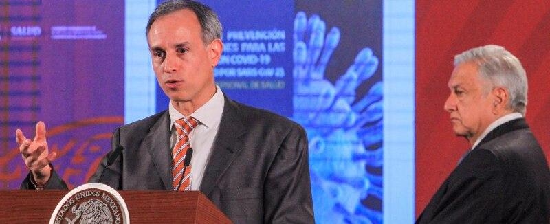 México sin elementos para declarar emergencia por Covid-19,dice SSa