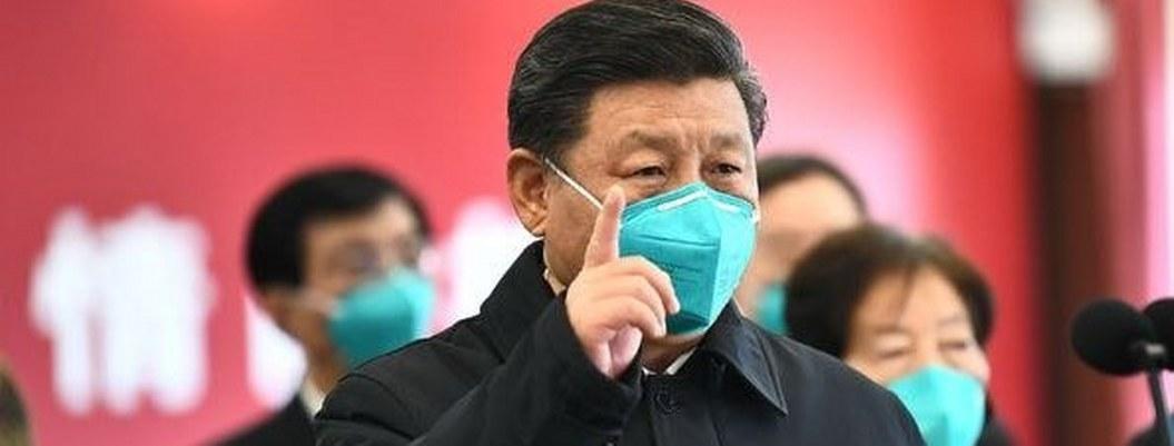 """Coronavirus """"está casi contenido"""" en Wuhan: presidente chino"""