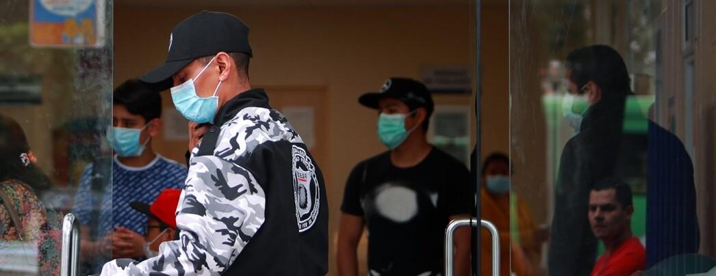 Coronavirus en México podría extenderse hasta octubre