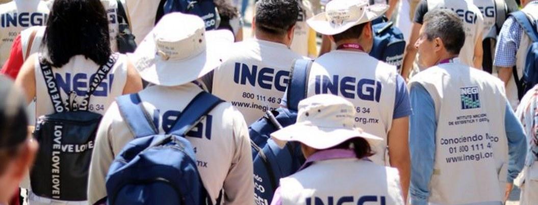 Ladrones se disfrazan de encuestadores del Inegi para robar casas